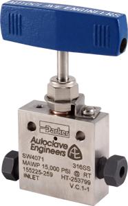 autoclave-needle-valves